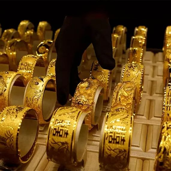 Gold Price Latest Update: Yellow metal price drops to Rs 49,250 per 10 gram