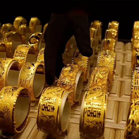Gold Price Update on July 22: Yellow metal price hits record high of Rs 50,220 per 10 gram