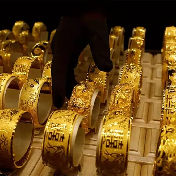 Gold Price Update on August 1: Yellow metal price rises marginally to Rs 53,743 per 10 gram