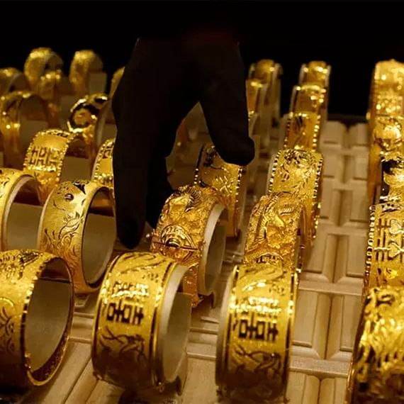 Gold Price Update on August 7: Yellow metal price hits record high of Rs 56,254 per 10 gram