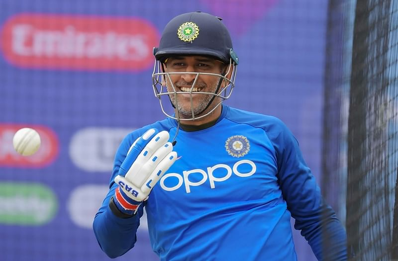 MS Dhoni starts training but not available for West Indies series