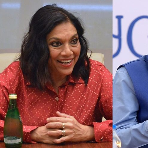 When Mira Nair ate raw onions before kissing 'pompous' Shashi Tharoor