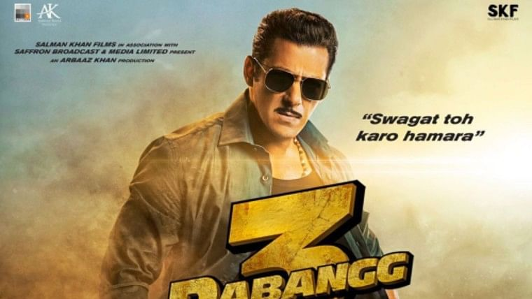 Dabangg 3: 'Habibi Ke Nain' will remind you of 'Tere Mast Mast Do Nain'