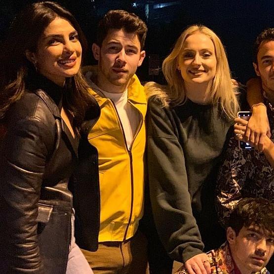 Priyanka Chopra congratulates Jonas Brothers for Grammy nominations