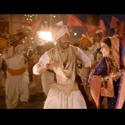 Ajay Devgn felt at home working with Kajol in 'Tanhaji'