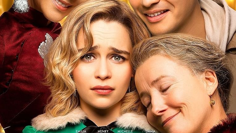 Last Christmas Movie Review: Emilia Clarke starrer pays homage to George Michael