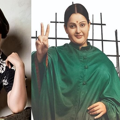 Took hormone pills to gain weight near belly and thighs: Kangana on Jayalalithaa biopic 'Thalaivi'