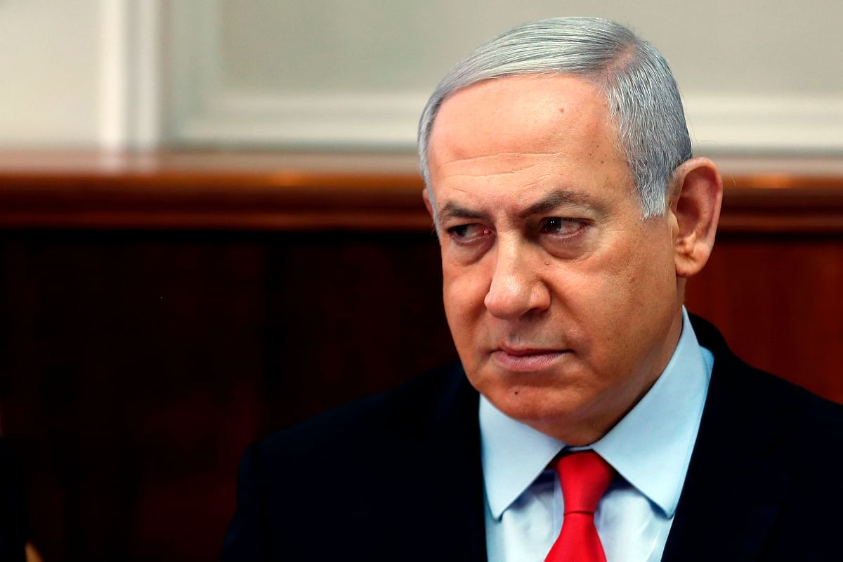 'Whoever tries to attack us will...': Netanyahu threatens more air strikes in Syria
