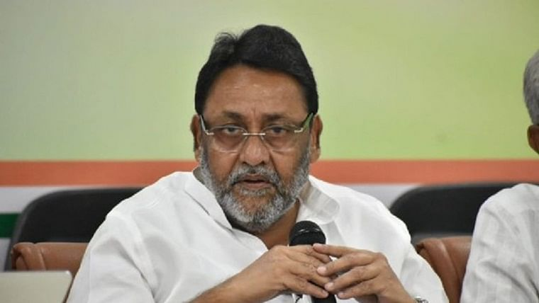 Maha Twist: Our 5 MLAs are not in contact with us, says Nawab Malik