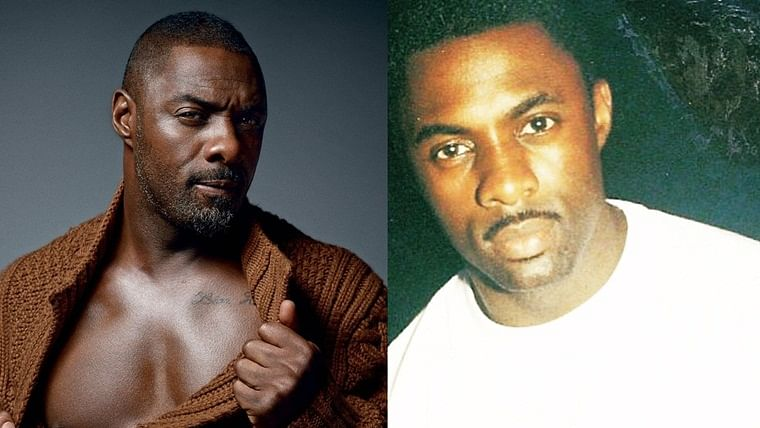 Hot then, hot now: Idris Elba's 1995 picture has Twitter feeling thirsty