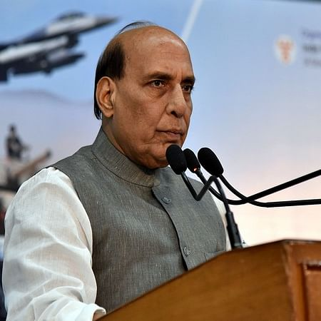 Rajnath Singh calls for isolating nations which have terrorism as their state policy