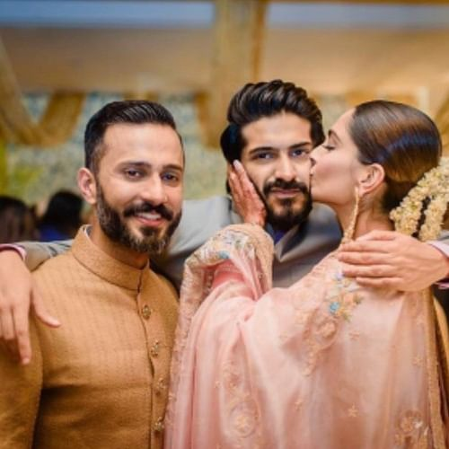 Check out Sonam Kapoor's heartfelt message for brother Harsh Varrdhan Kapoor