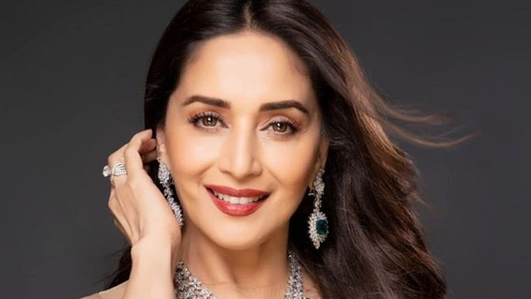Watch video: Madhuri Dixit shows her hidden talent, internet is impressed