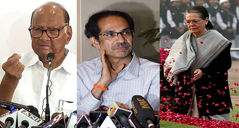 Uddhav to be CM for five years with NCP, Congress Deputies?