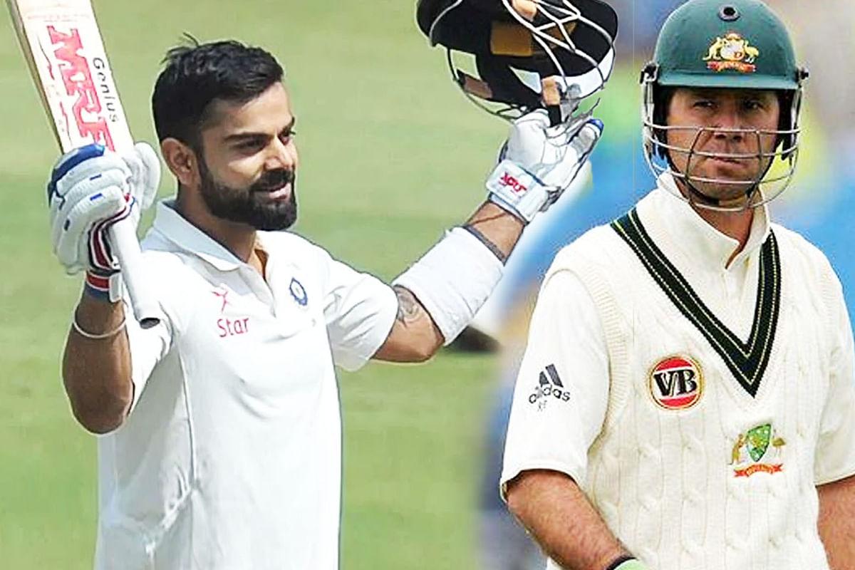 India vs Bangladesh: Virat Kohli breaks another major Ricky Ponting record as Test captain