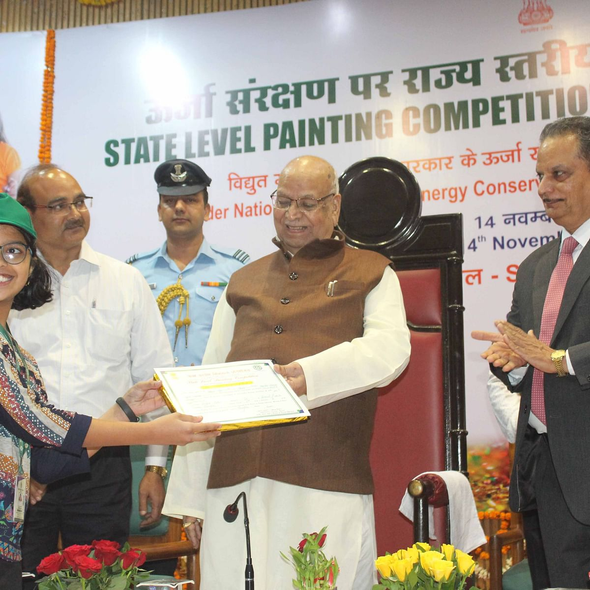 Bhopal: Students give colours to their ideas