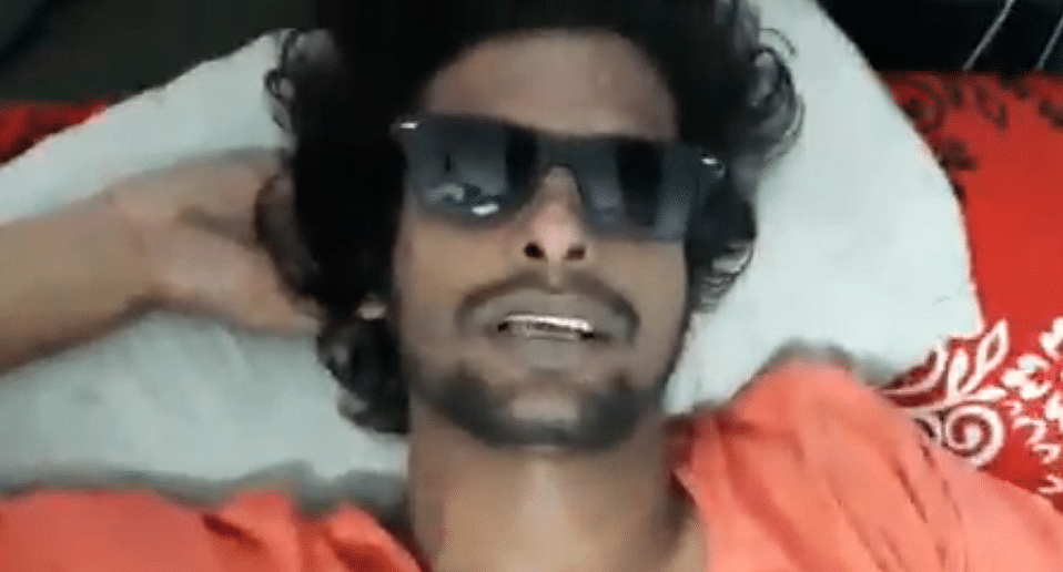 'Why protest if you're blind', say Delhi police, beat up visually impaired JNU student