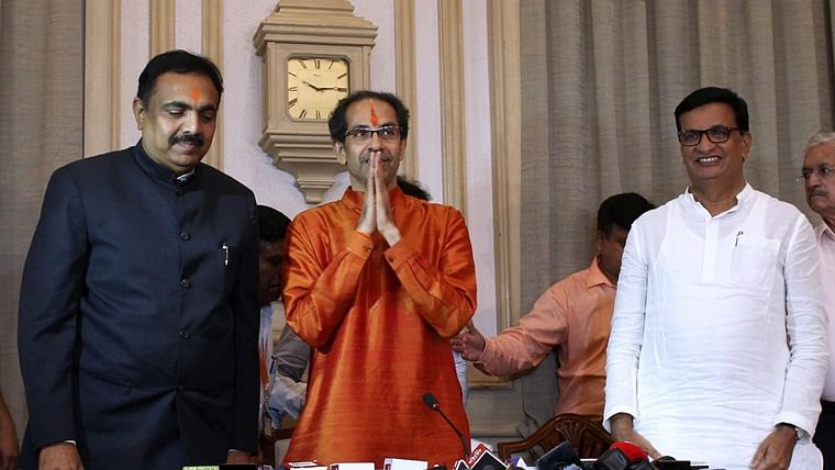 Uddhav Thackeray-led Maha Vikas Aghadi government to face floor test today