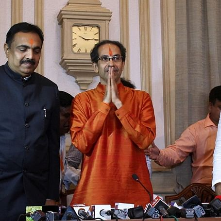 BJP leaders boycott Maha CM Uddhav's tea party on International Tea Day