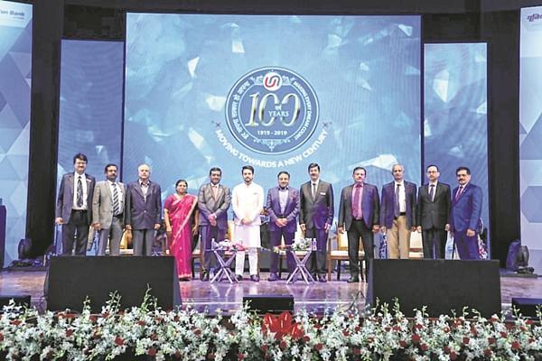 Union Bank of India celebrates 101st Foundation Day