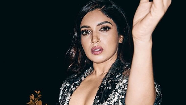 'Bold and beautiful' Bhumi Pednekar flaunts her bralette in a sexy Instagram post