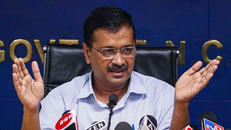 After some respite, pollution in Delhi rising again due to stubble burning: Arvind Kejriwal