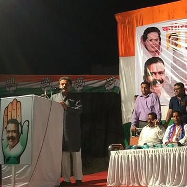 Congress leader Nitin Salagre is Andheri (E) corporator