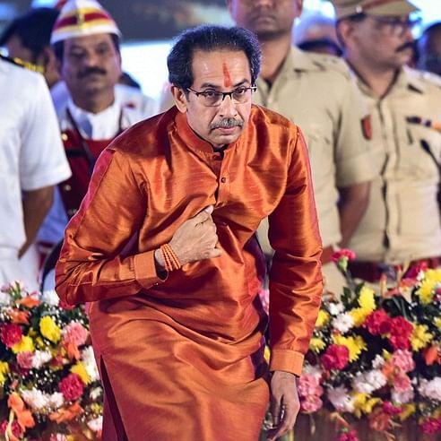 BJP slams Uddhav Thackeray, calls him 'Godse Bhakt'