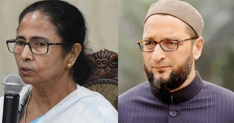 'AIMIM has become formidable in Bengal': Owaisi slams 'frustrated' Mamata over 'minority extremism' comment
