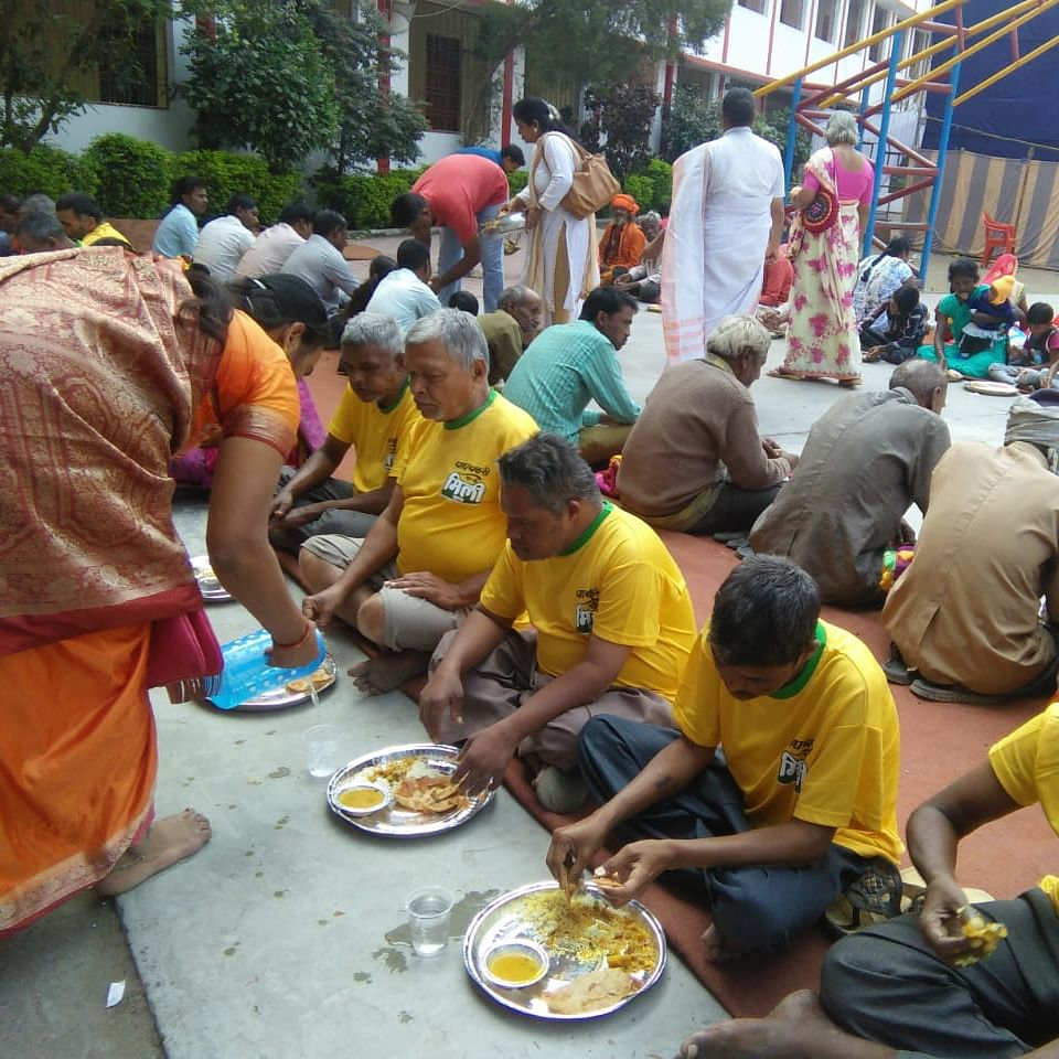 Indore: World Day of the Poor celebrated