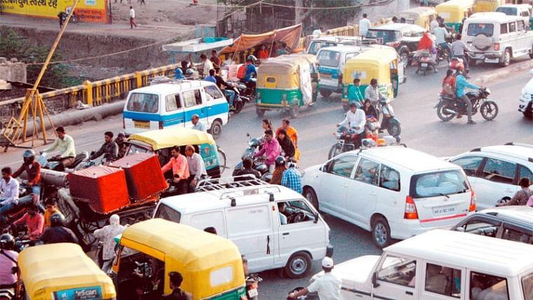 Indore: Auto, van drivers will soon be on traffic police radar