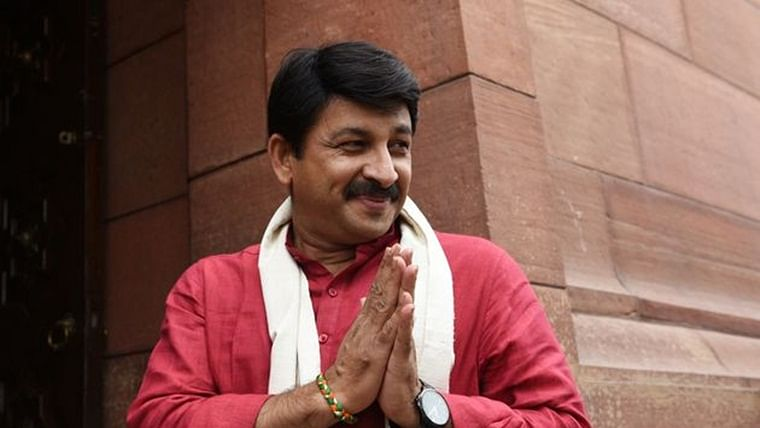 AIMPLB didn't fight for mosque but to reap political benefits from Ayodhya dispute: Manoj Tiwari