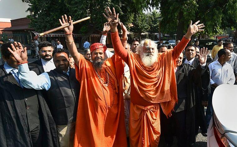 'Wise and fair verdict': Netizens hail Ayodhya verdict