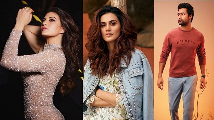 Why Taapsee Pannu thinks Jacqueline Fernandez and Vicky Kaushal are 'worst co-stars'