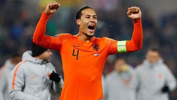 Virgil van Dijk was best player of last season, says Jurgen Klopp
