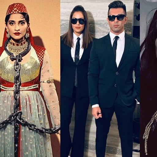 Bipasha Basu to Sonam Kapoor, here's how B-town celebrated Halloween