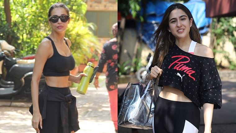 Malaika Arora to Sara Ali Khan, Bollywood beauties dish out their Monday Motivation