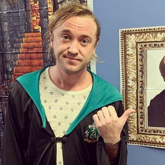 Longbottom Vs Malfoy: 'Harry Potter' stars Tom Felton, Matthew Lewis indulge in online banter