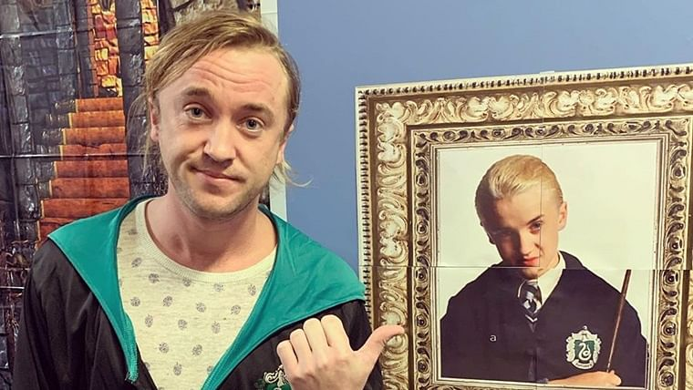 Longbottom Vs Malfoy: 'Harry Potter' stars Tom Felton, Matthew Lewis indulge in online banter