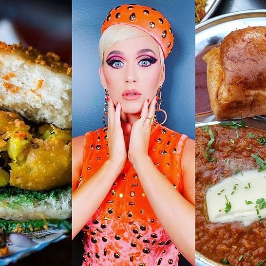 Pav Bhaji or Vada Pav? Katy Perry to hit the streets of Mumbai for local cuisine