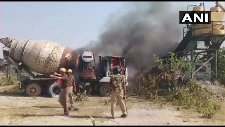 Situation under control following farmer-police clash on Saturday