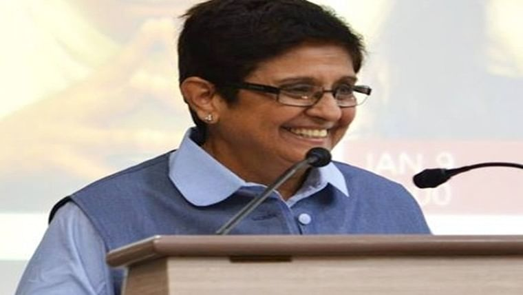Kiran Bedi lauds UP Police for ensuring peace in wake of Ayodhya verdict