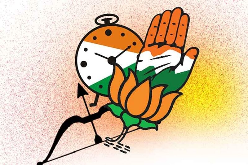 Maha government formation: Shiv Sena-NCP can sustain if Congress abstains