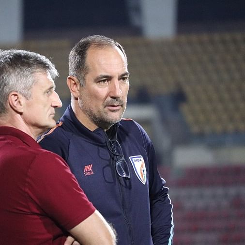 Not afraid to field a new India side, says Stimac counting positives from draw with Afghans