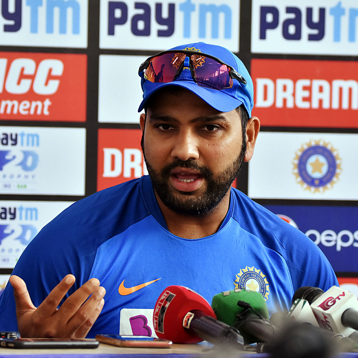 100th T20I game for India a moment of pride: Rohit
