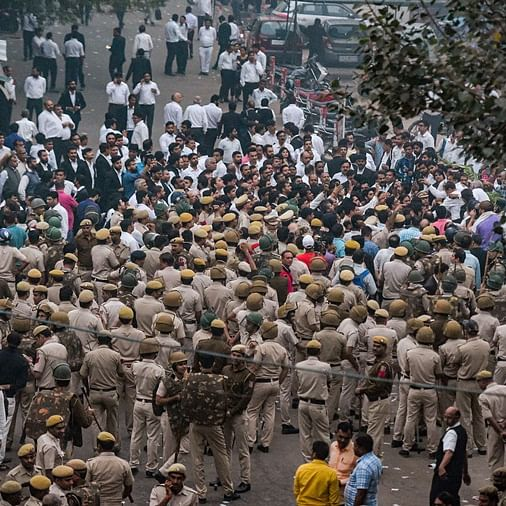 Tis Hazari clash: Delhi Police constitutes team for opening up dialogue with lawyers' bodies