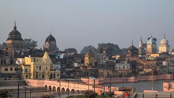 Real estate sector, property prices in Ayodhya are booming
