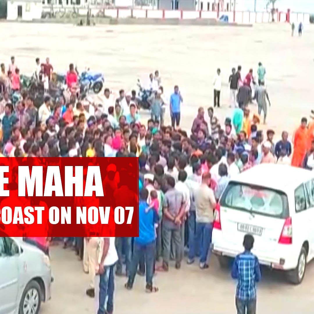 Cyclone Maha to cross Gujarat coast on Nov 07: IMD