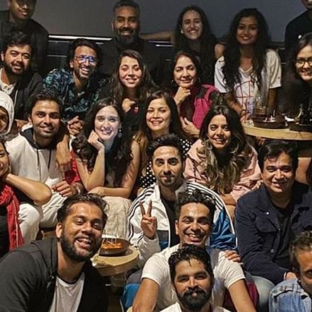 Ayushamann starrer 'Shubh Mangal Zyada Saavdhan' wraps up Benaras schedule
