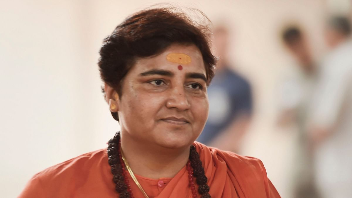 'Person born to a foreigner can't be a patriot': BJP's Pragya Thakur jab at Rahul Gandhi